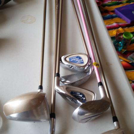 Ladies set Beginner Golf clubs for sale  Canada