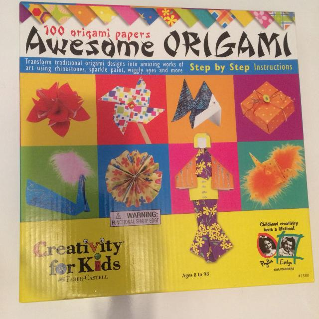 Best Kids Origami Set For Sale In Port Huron Michigan For 2018
