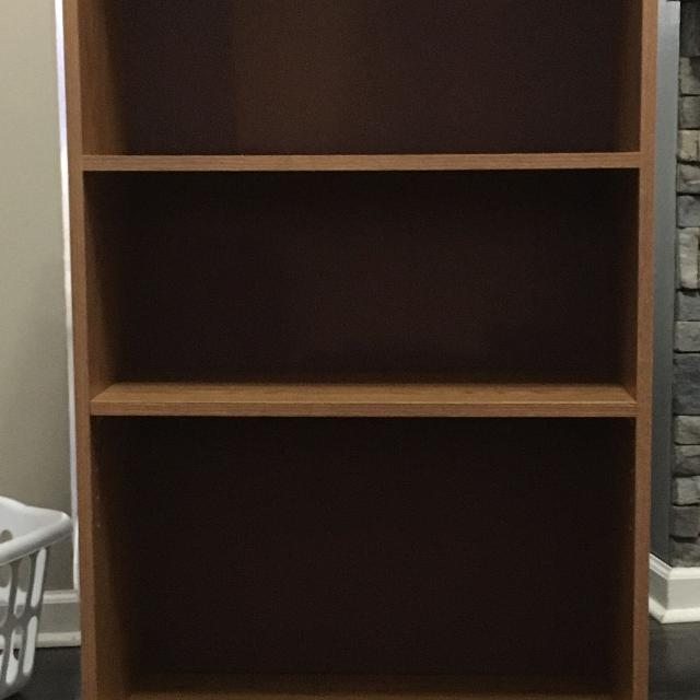 25 Inches Wide 45 Tall Book Shelf Porch Pick Up 10