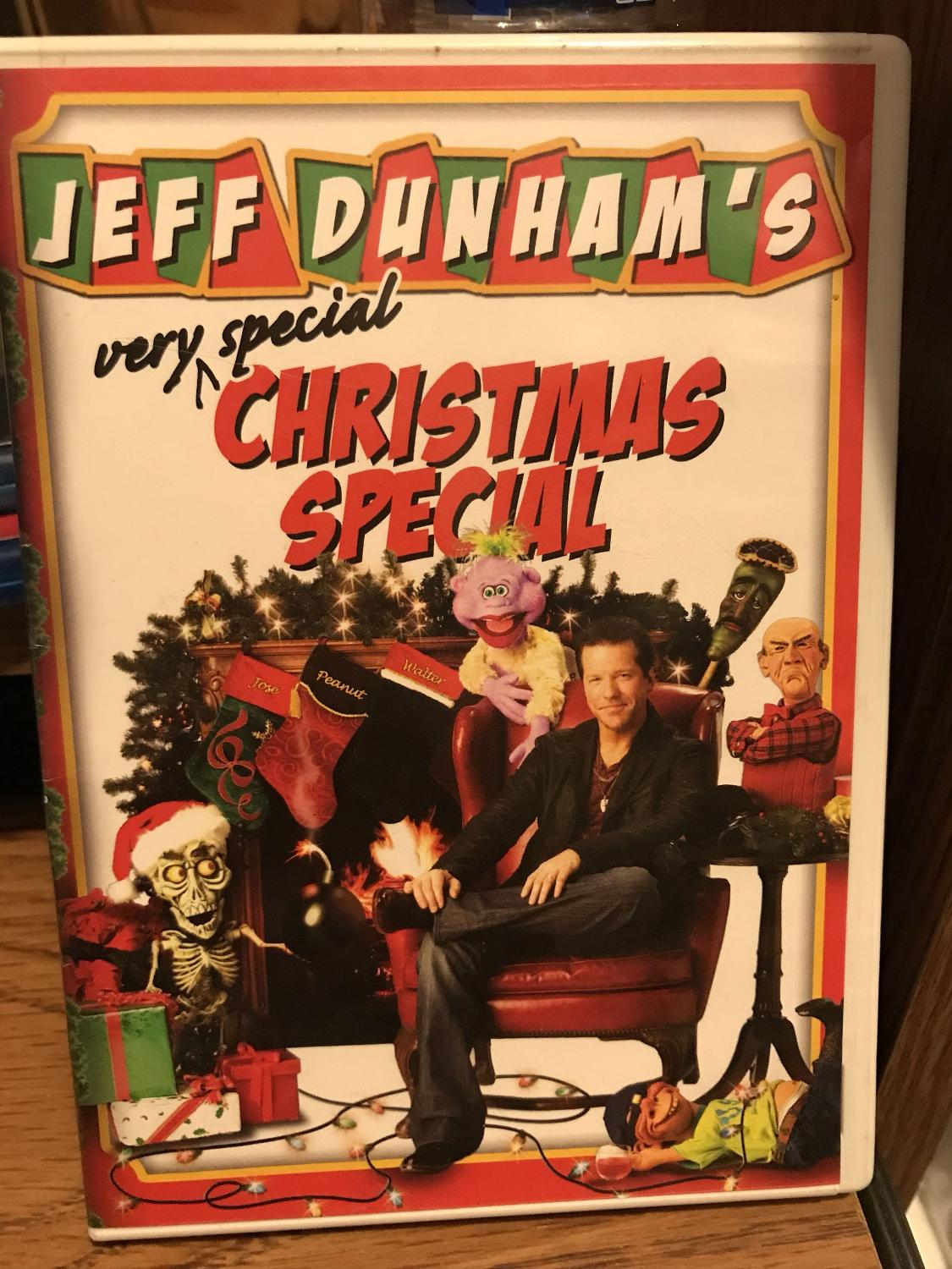 Find more Jeff Dunham Christmas Special for sale at up to 90% off