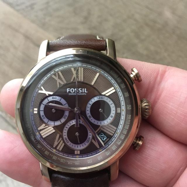5ed226506 Best Men's Fossil Watch for sale in Athens, Georgia for 2019