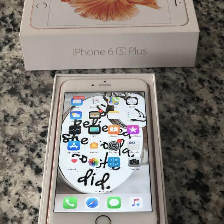 iPhone 6s Plus rose gold 64 gb... for sale  Canada