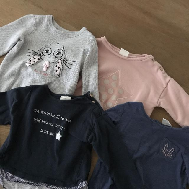 aa4656ce Find more Zara / H&m Baby Girl Tops for sale at up to 90% off
