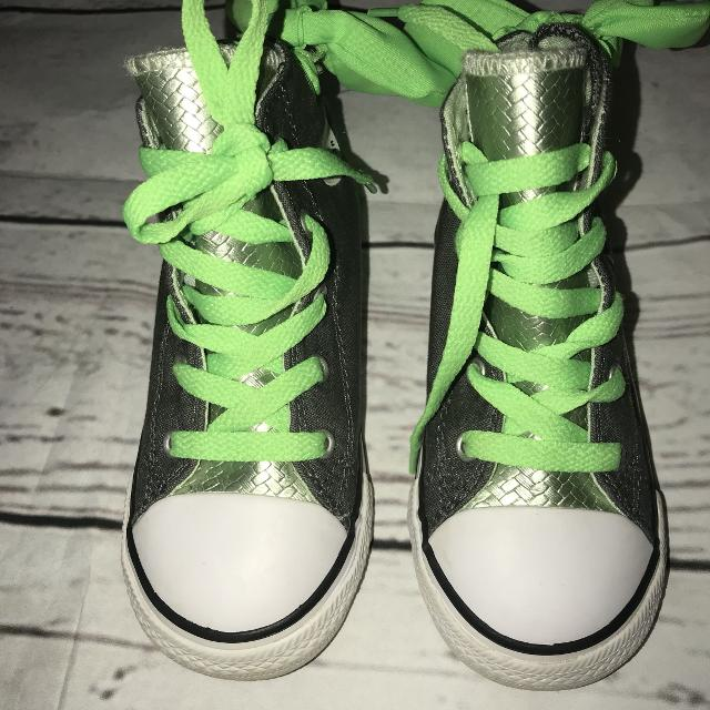 765f1f36d68d13 Find more Size 9 Mermaid Converse for sale at up to 90% off