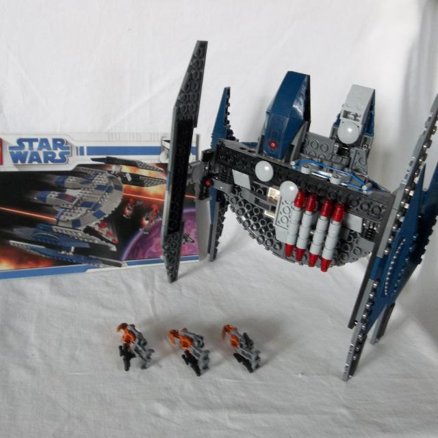 Find More Lego Star Wars 8016 Hyena Droid Bomber For Sale At Up To