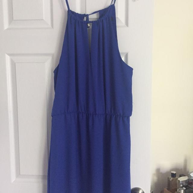 835a592e07ee Find more Blue Dynamite Dress - Like New for sale at up to 90% off