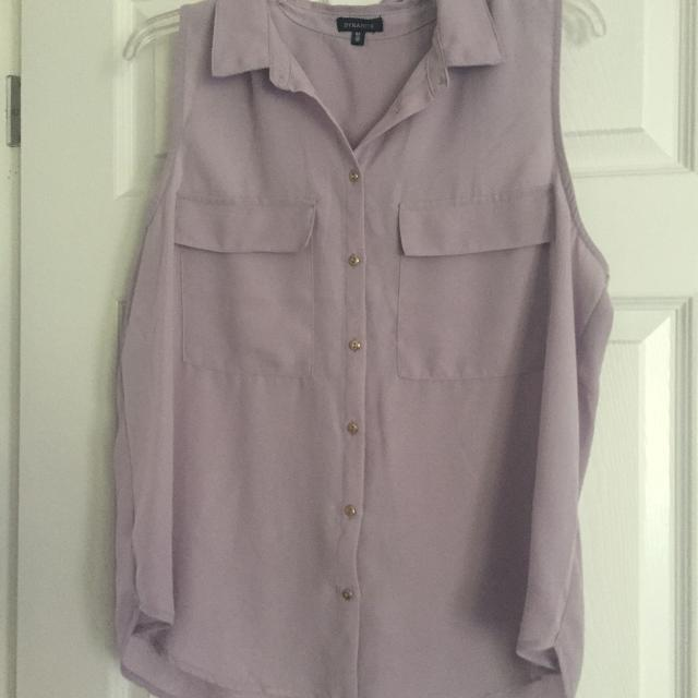 cfa30cca7d1b Find more Lavender Dynamite Blouse for sale at up to 90% off - Ajax, ON
