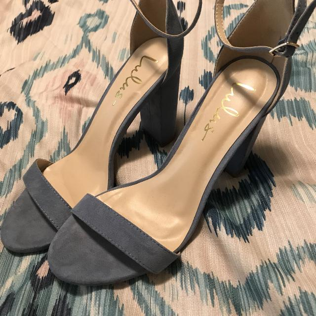 d970f77ec9c Best Periwinkle Blue Suede Heels for sale in Ellensburg