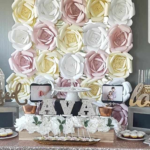 Find More Paper Flower Wall For Sale At Up To 90 Off