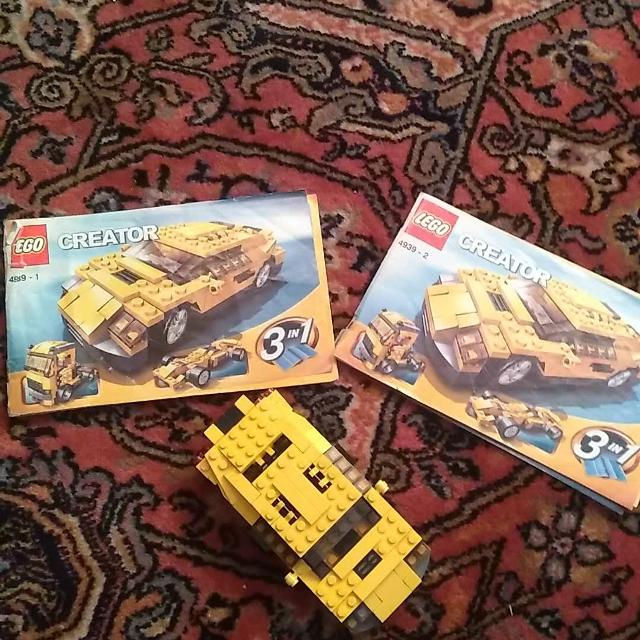 Best Lego Creator Set 4932 Instructions Included For Sale In Dollard