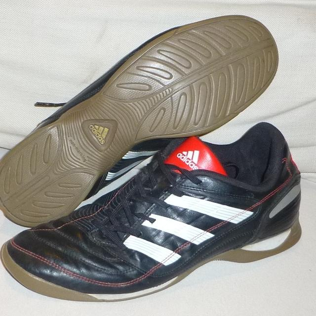 4463c7877 Find more Adidas Indoor Soccer Shoes Size 10 1/2 (eur 44 2/3) for ...