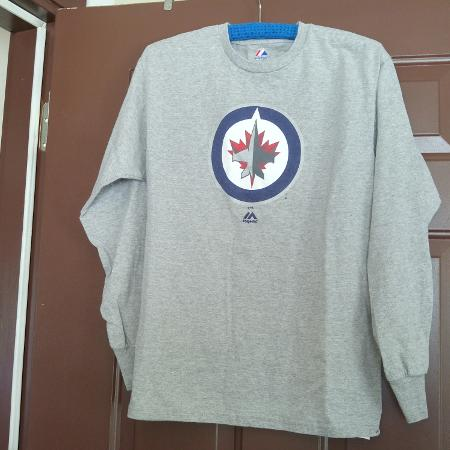 Jets T-shirt for sale  Canada