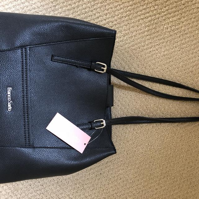 0f922c2359 Find more Nwt Black Franco Sarto Purse for sale at up to 90% off
