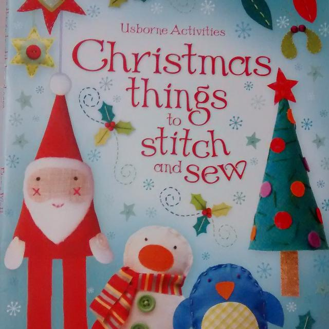 Best Christmas Sewing Crafts Ideas Book For Sale In Vaudreuil