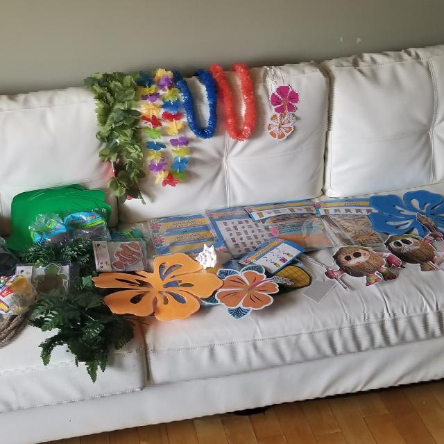 Best Moana Birthday Party Decorations For Sale In Orangeville Ontario 2019
