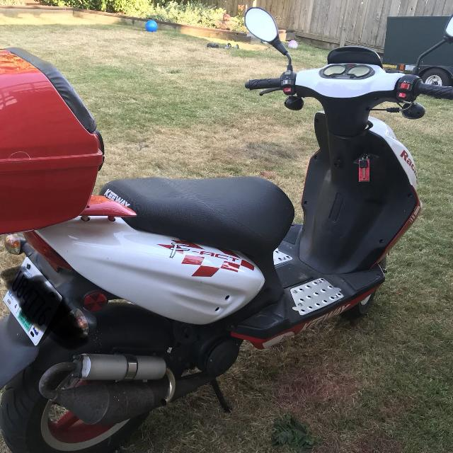 Keeway F Act 50CC Scooter
