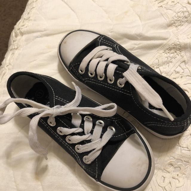 "6ae6e86bd60cb4 Find more Size 11 Kids ""converse Style"" Shies for sale at up to 90% off"