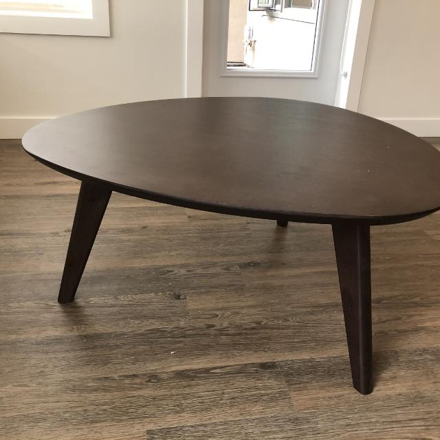 Find More Selling Osaka Coffee Table From Structube In Walnut For - Osaka coffee table