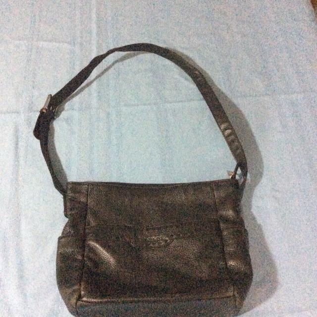 Stone Company Leather Purse
