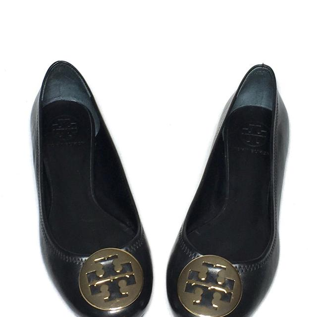 ff632cf6389 Find more Tory Burch Sz 7 Reva Ballet Flats for sale at up to 90% off