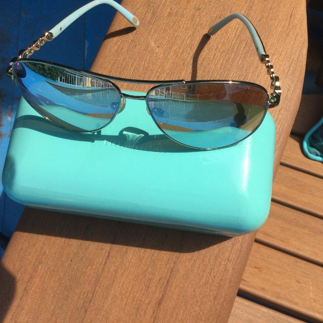 12e97392979b Find more Tiffany And Co. Aviator Sunglasses (authentic See ...