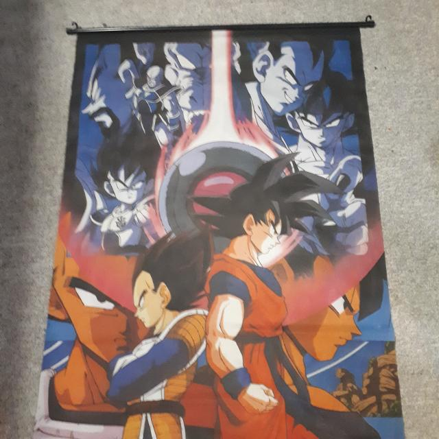 Find More Dragon Ball Z Fabric Poster For Sale At Up To 90 Off
