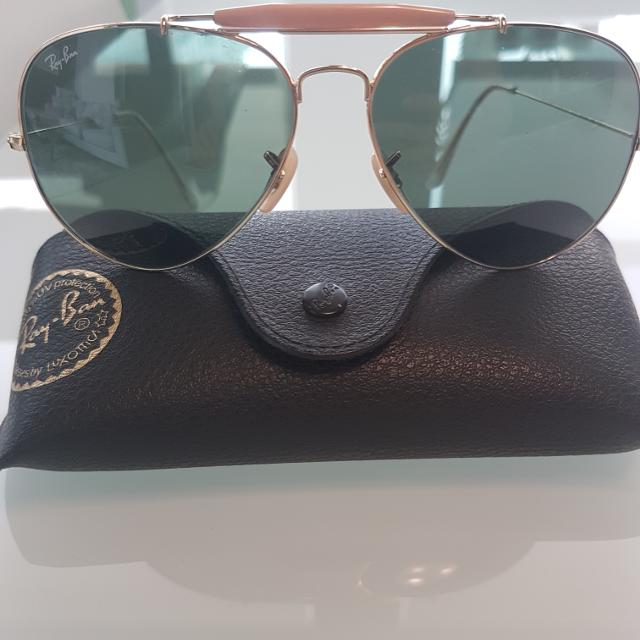 109f4fd5e5 Best Women s Ray Ban  outdoorsman  Vintage Sunglasses for sale in Victoria