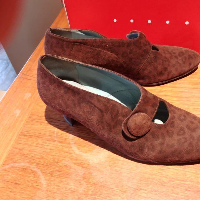 cheap for discount 9638b d37f7 Thierry Rabotin print shoes
