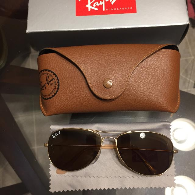 ffd5daa48b5 Find more Ray Ban Rb 3362 59-14 Cockpit Polarized Sunglasses for ...