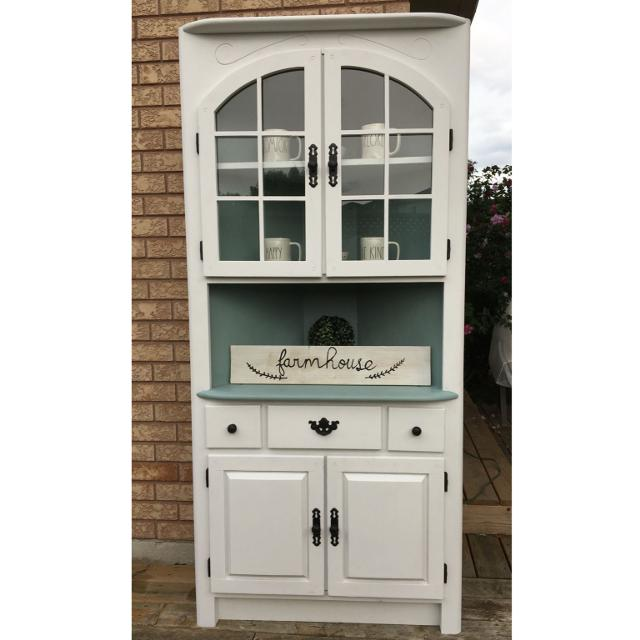 Find More Stunning Farmhouse Corner Hutch For Sale At Up To 90 Off