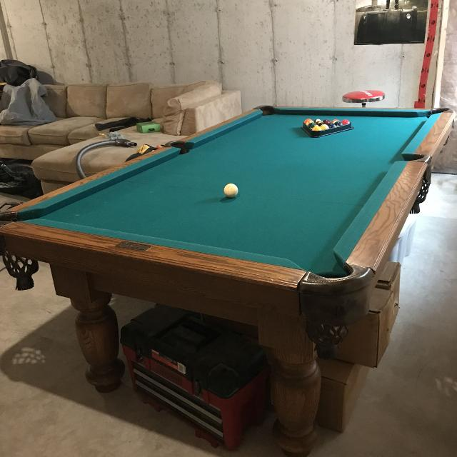 Best Dufferin Pool Table X For Sale In Airdrie Alberta For - Dufferin pool table