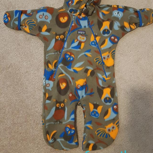 abc71e51c Find more 6 Month Fleece Snowsuit Patagonia for sale at up to 90% off