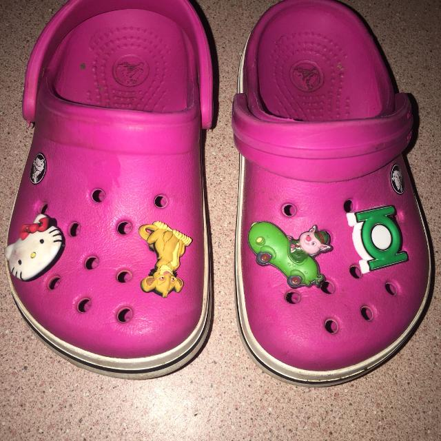 8f1b7a48a3a845 Best Crocs  Adorable Pink Crocs Size 6 7  8 Must Pickup In Mcdonough for  sale in McDonough
