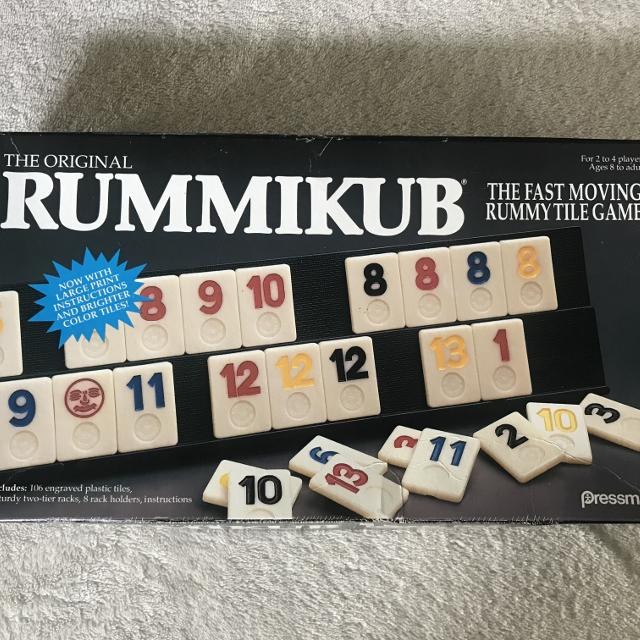 Best Rummikub For Sale In Port Huron Michigan For 2018