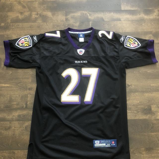 new arrival b9a90 3820c Baltimore Ravens jersey