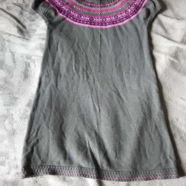 S 8 Joe Fresh Grey Sweater Dress