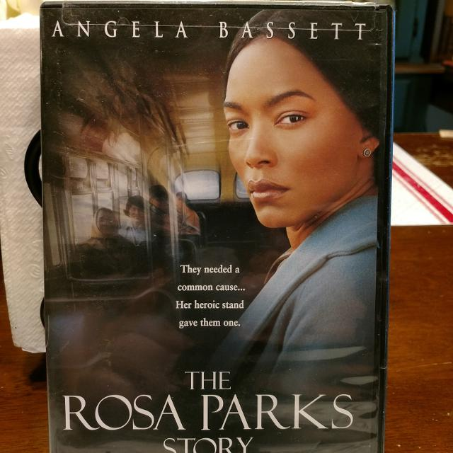 Rosa Parks Story Book