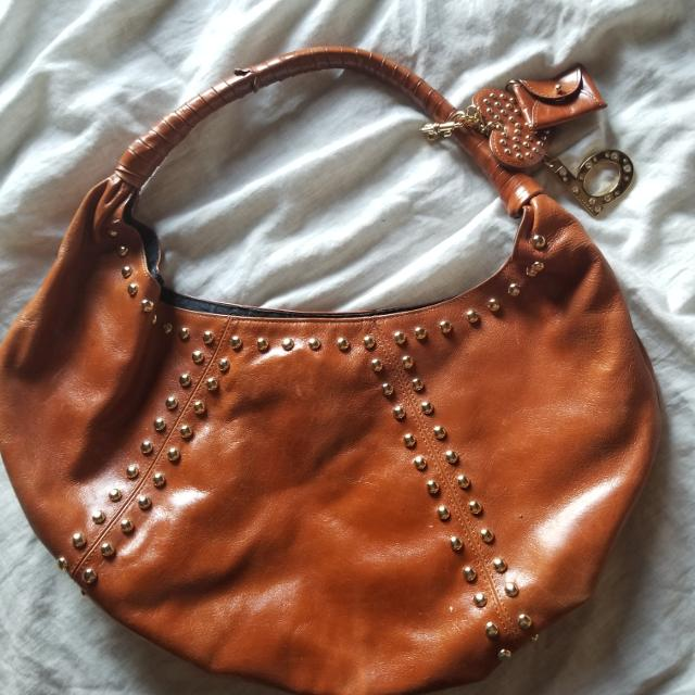 5fe42535502 Best Bebe Faux Leather Studded Purse for sale in Potranco Road, San  Antonio, Texas for 2019