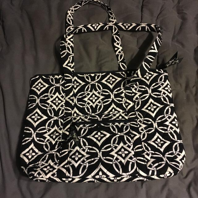 Find more Like New Vera Bradley Small Tote for sale at up to 90% off d8a6e14c1bdf0