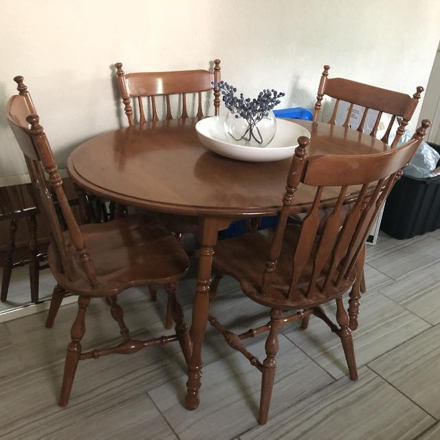 Best Dining Table Set $100 Obo for sale in Bradford, Ontario for 2018