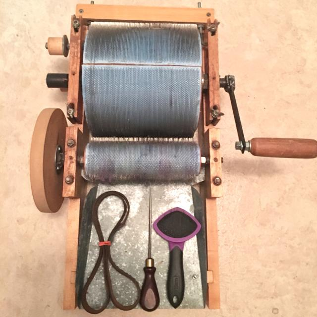 Find More Madewell Drum Carder Plus Extras For Sale At Up To 90 Off