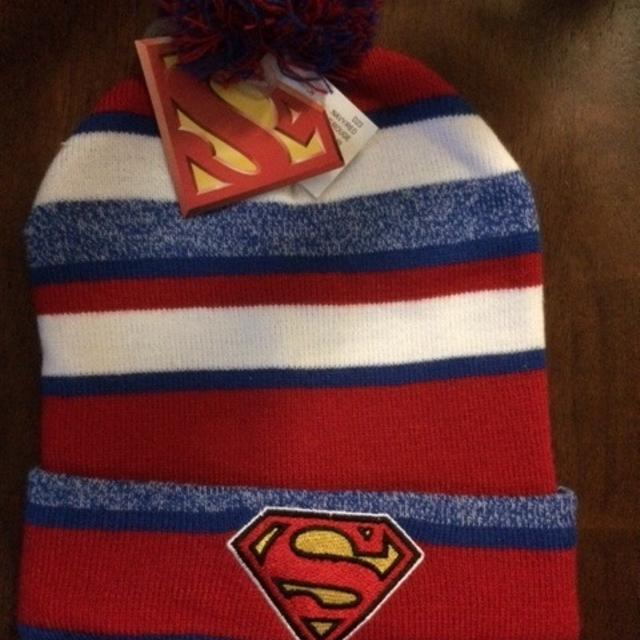 Best Adult Superman Winter Hat for sale in Scarborough 088a7cce3dc