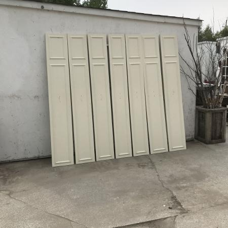 Used, Decorative wood doors( seven) of them for sale  Canada