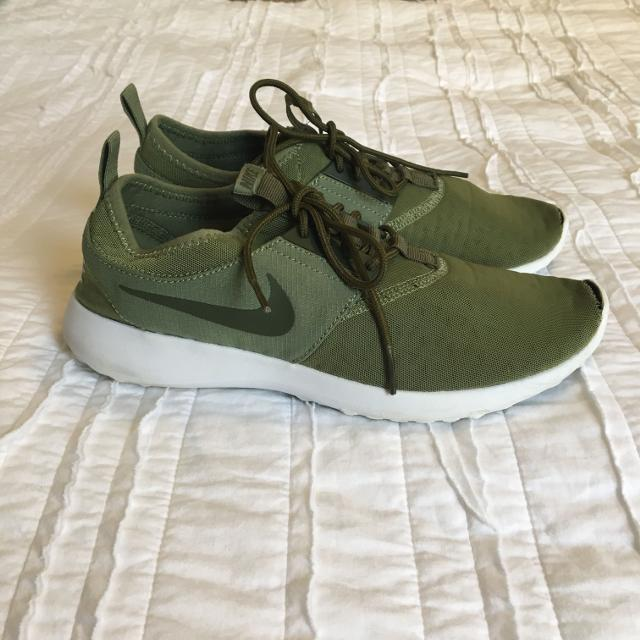 Find more Olive Green Nike Shoes -size 8.5 for sale at up to 90% off 76501d134