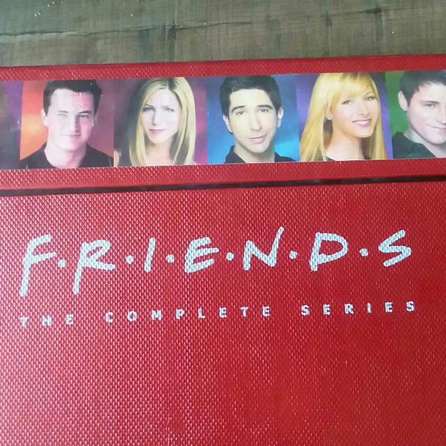 Friends complete series DVD boxed set