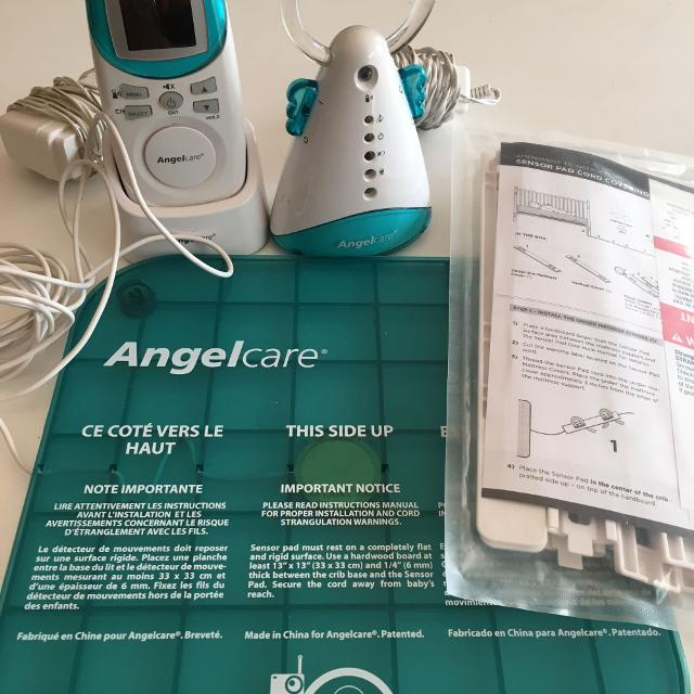 Find More Angelcare Movement And Sound Baby Monitor For Sale At Up