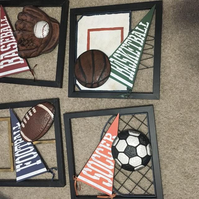 Find More Sports Wall Decor For At