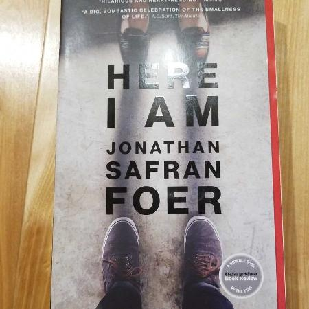 Here I Am, author: Jonathan Safran Foer, used for sale  Canada