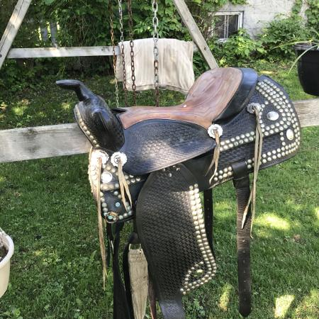 Western saddle English saddle bridles... for sale  Canada
