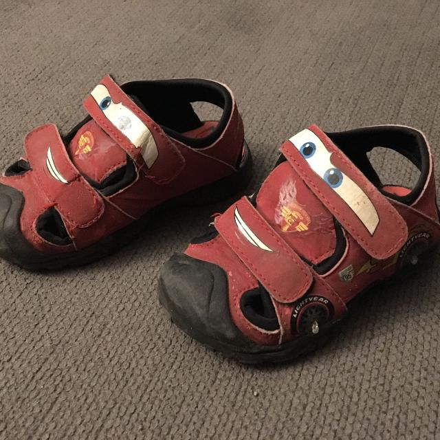 053f6faa06e7 Find more Lightning Mcqueen Sandals for sale at up to 90% off